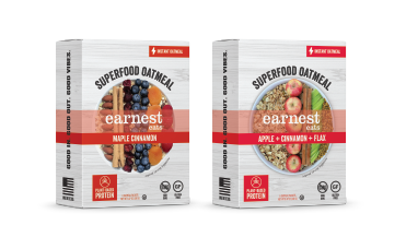 Superfood Instant Oatmeal