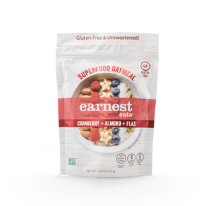 Cranberry Almond Superfood Oatmeal Bags