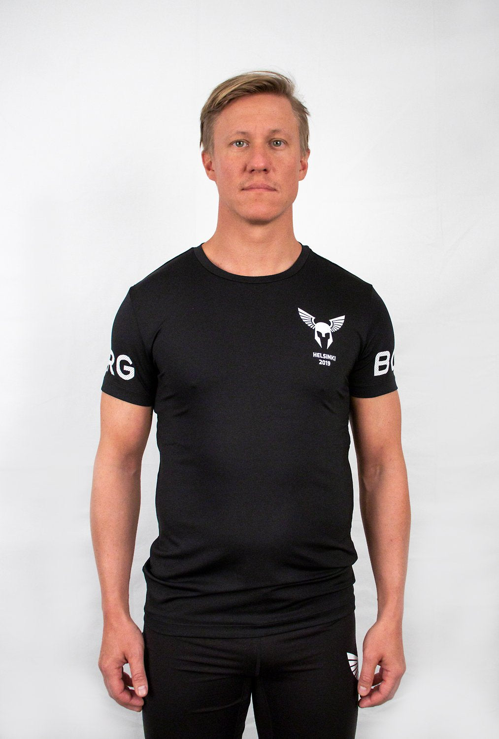 Men Helsinki race T-shirt 2019