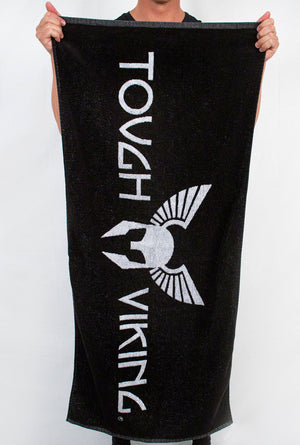 Tough Viking towel