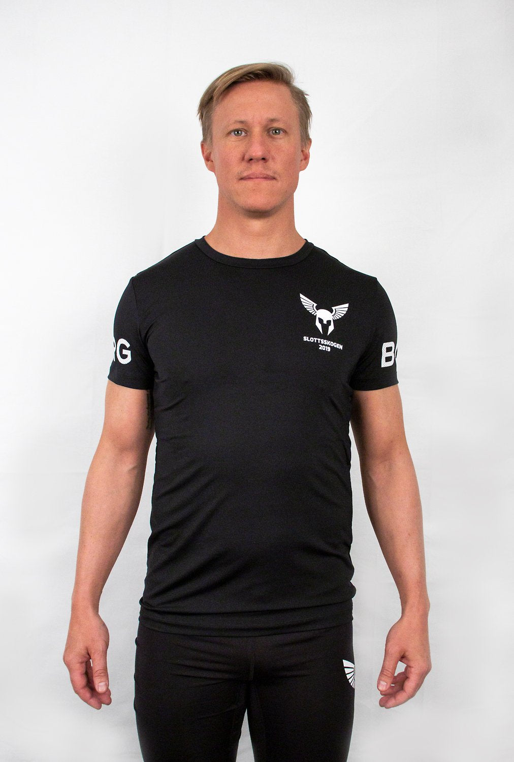 Men Slottsskogen race T-shirt 2019