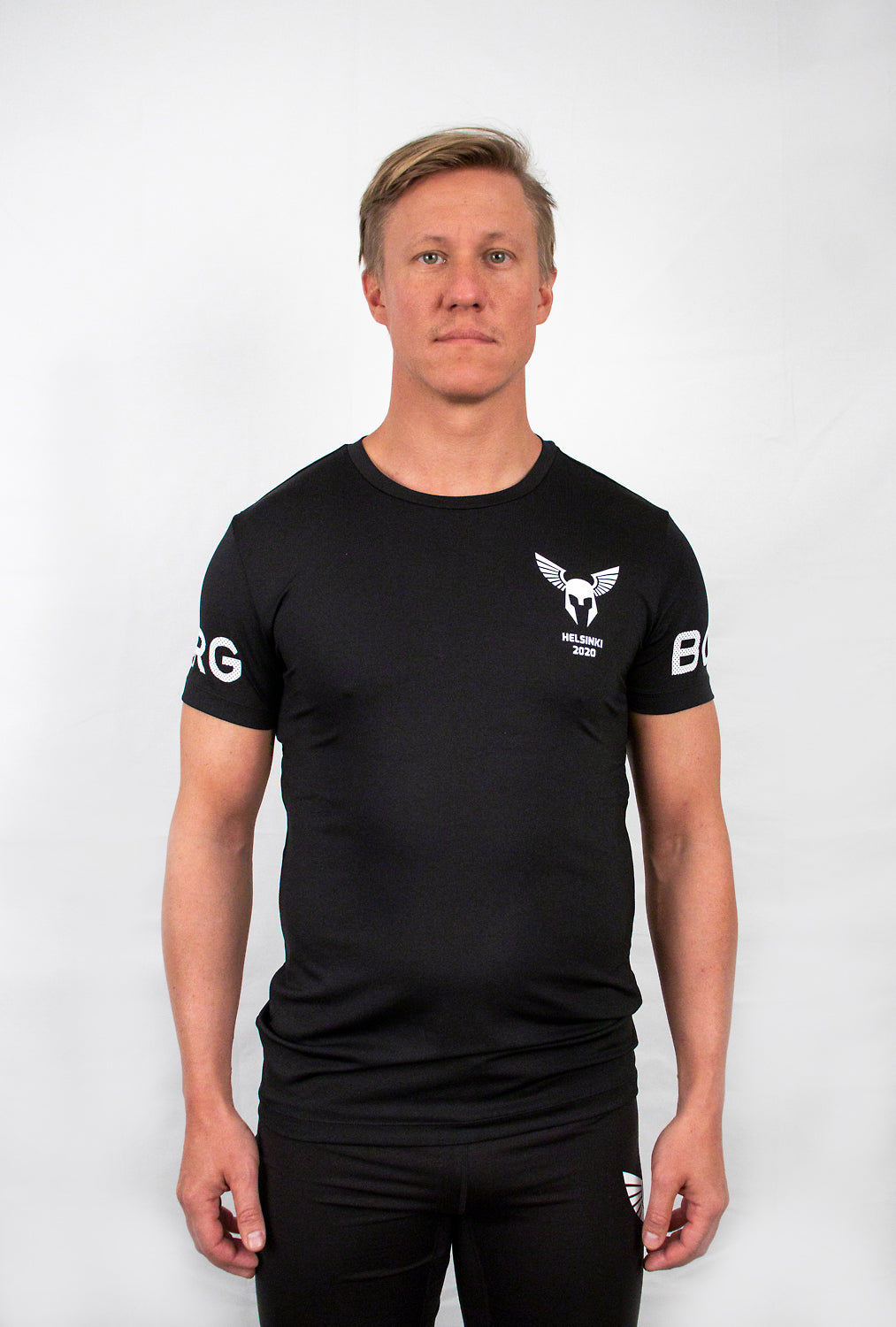 Men Helsinki race T-shirt 2020