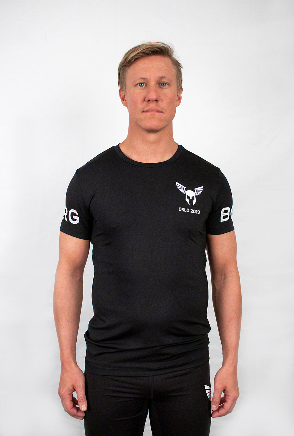 Men Oslo Race T-shirt 2019