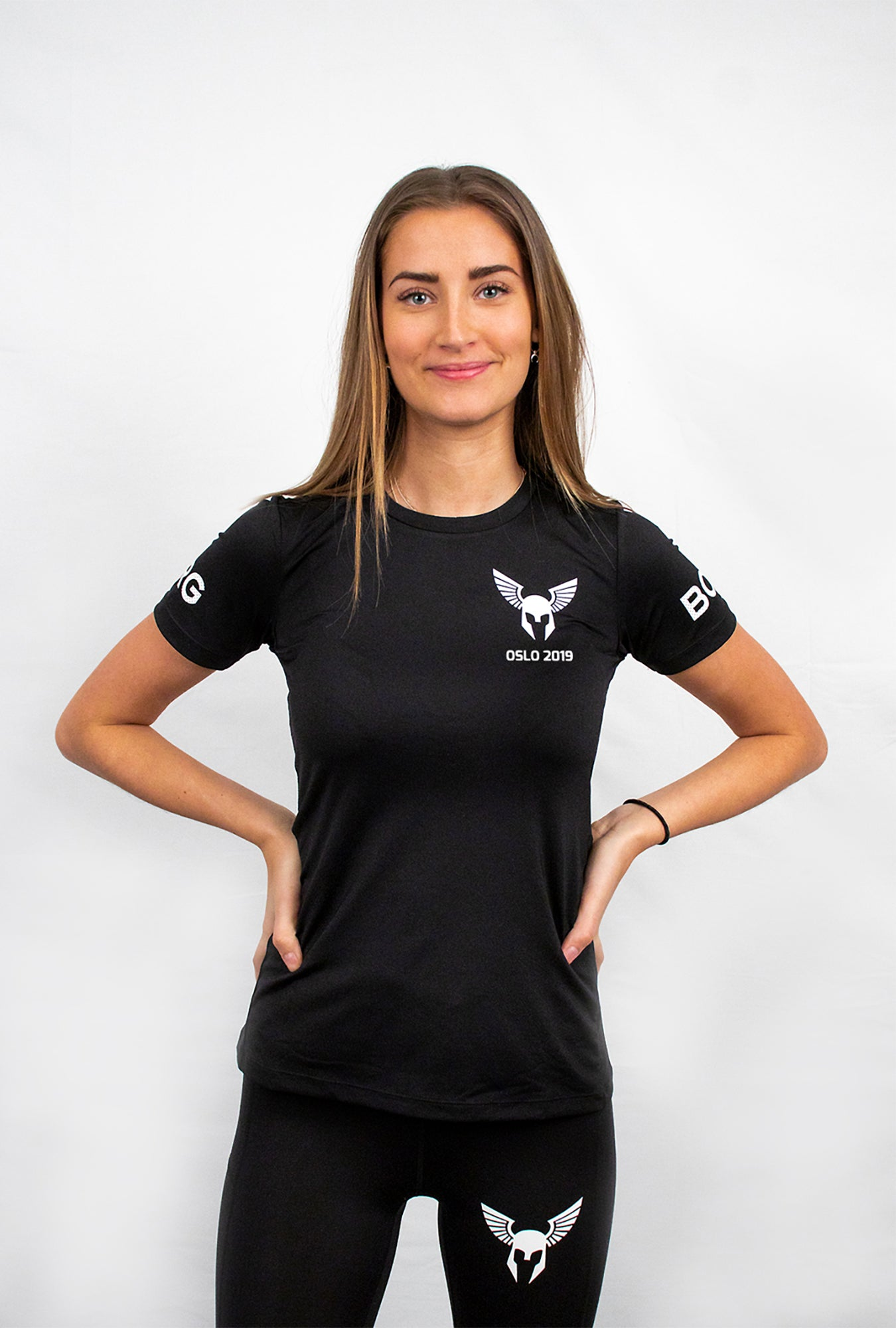 Women Oslo race T-shirt