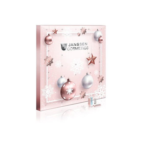 Ampoule Advent Calendar (Pink)