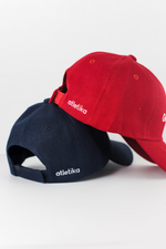 Get Going Multicolored Cap in Navy