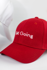Get Going Cap in Apple