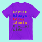 Christ Avatar T-Shirt 4 Kids