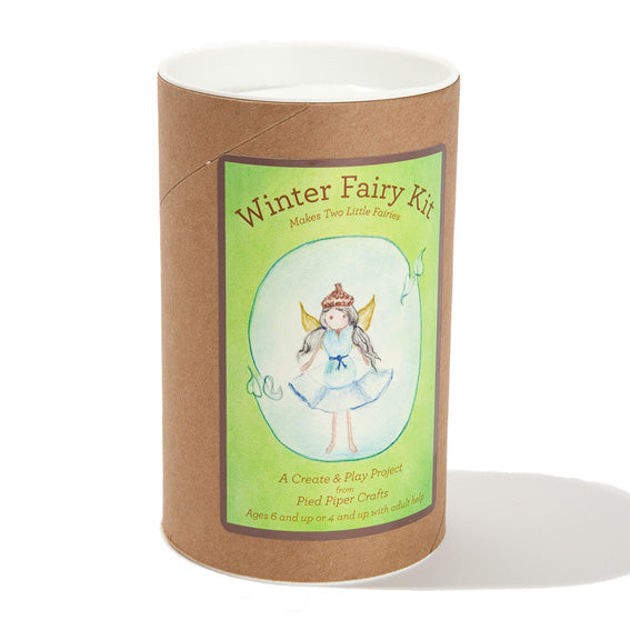 Winter Pocket Fairy Kit