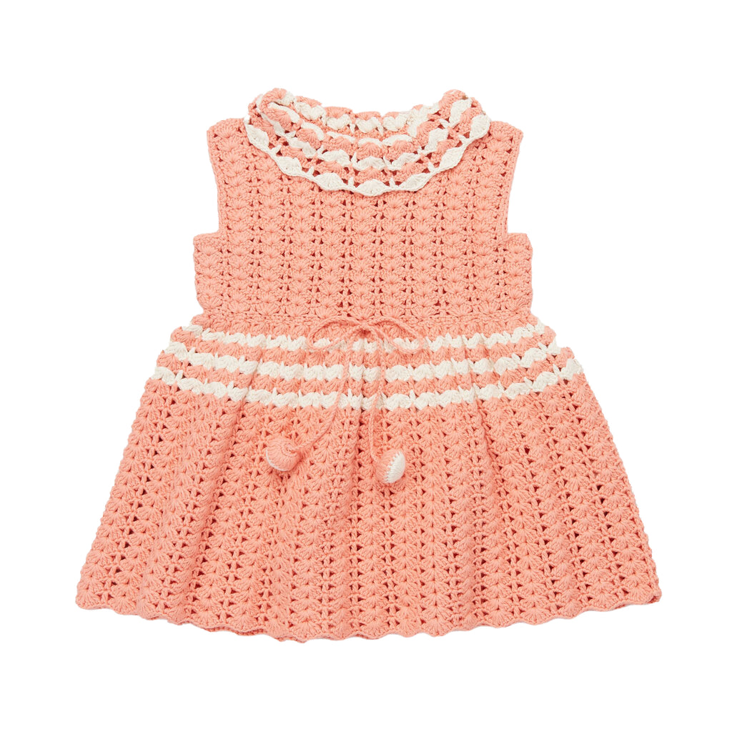 Misha and Puff Coral Ever Dress