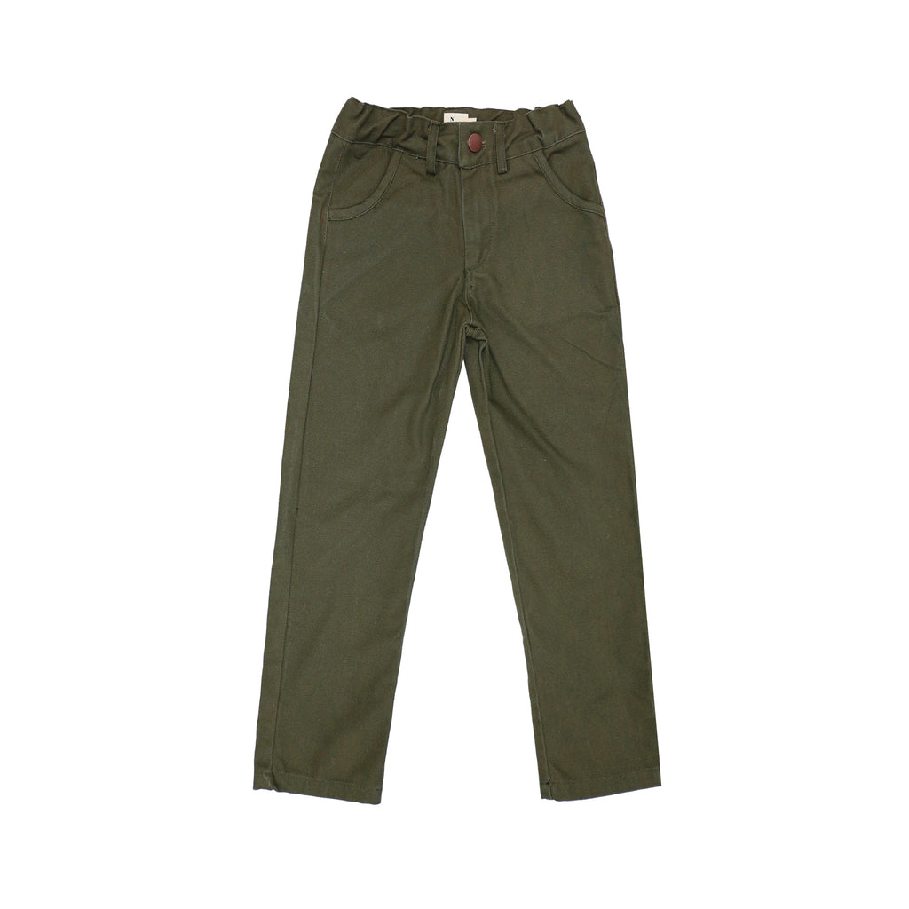 Nico Nico Olive Billy Canvas Jeans