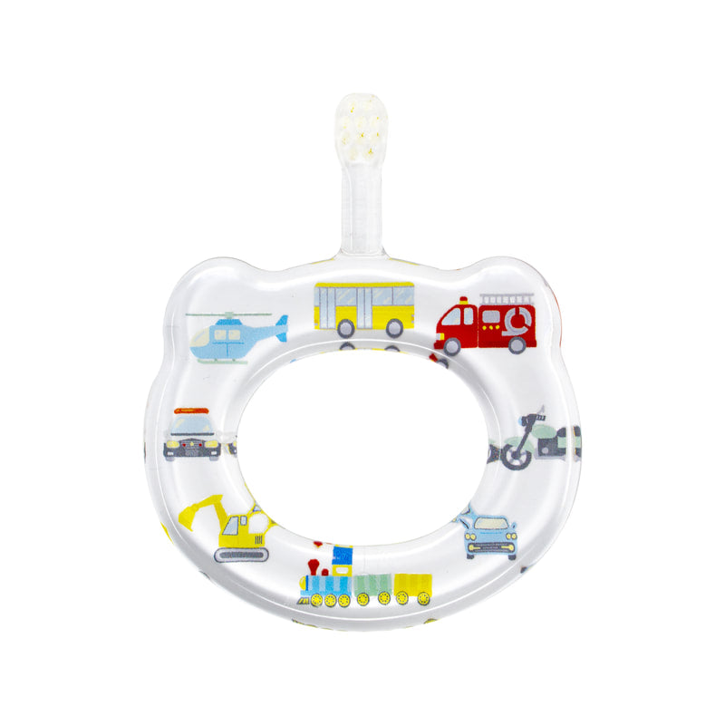 Hamico Transportation Baby Toothbrush