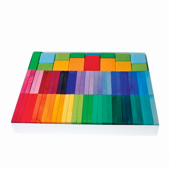 Color Chart Block Set