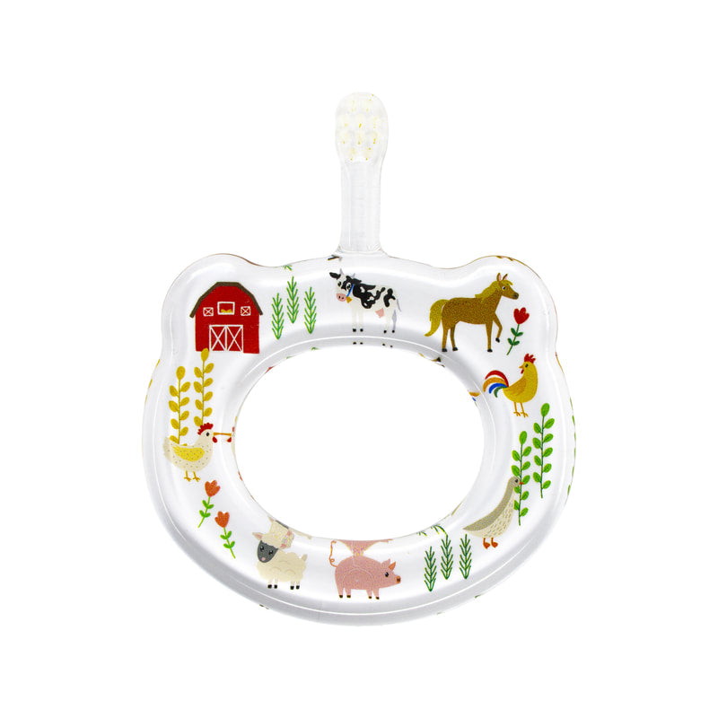 Hamico Farm Baby Toothbrush
