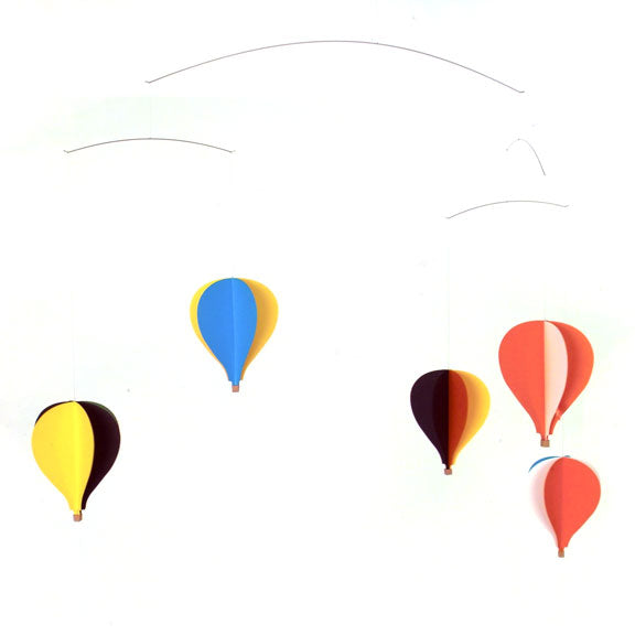 Hot Air Balloons Mobile