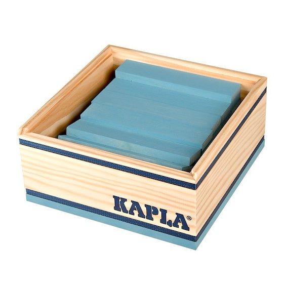Kapla Blue Block Set