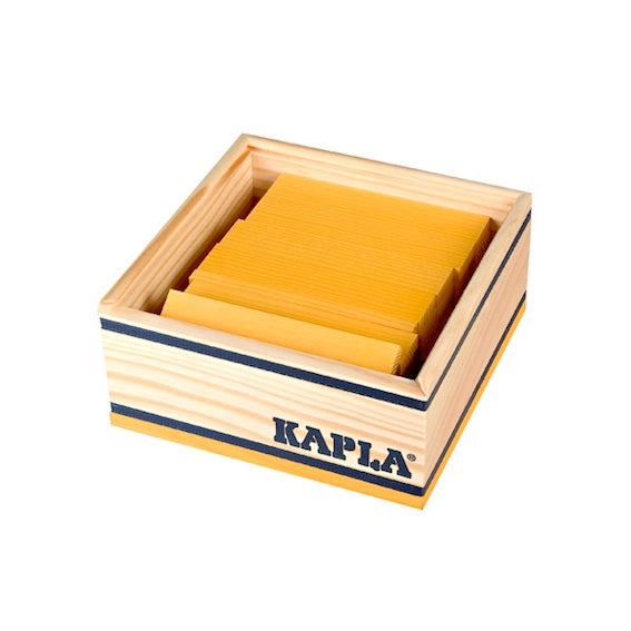 Kapla Yellow Block Set