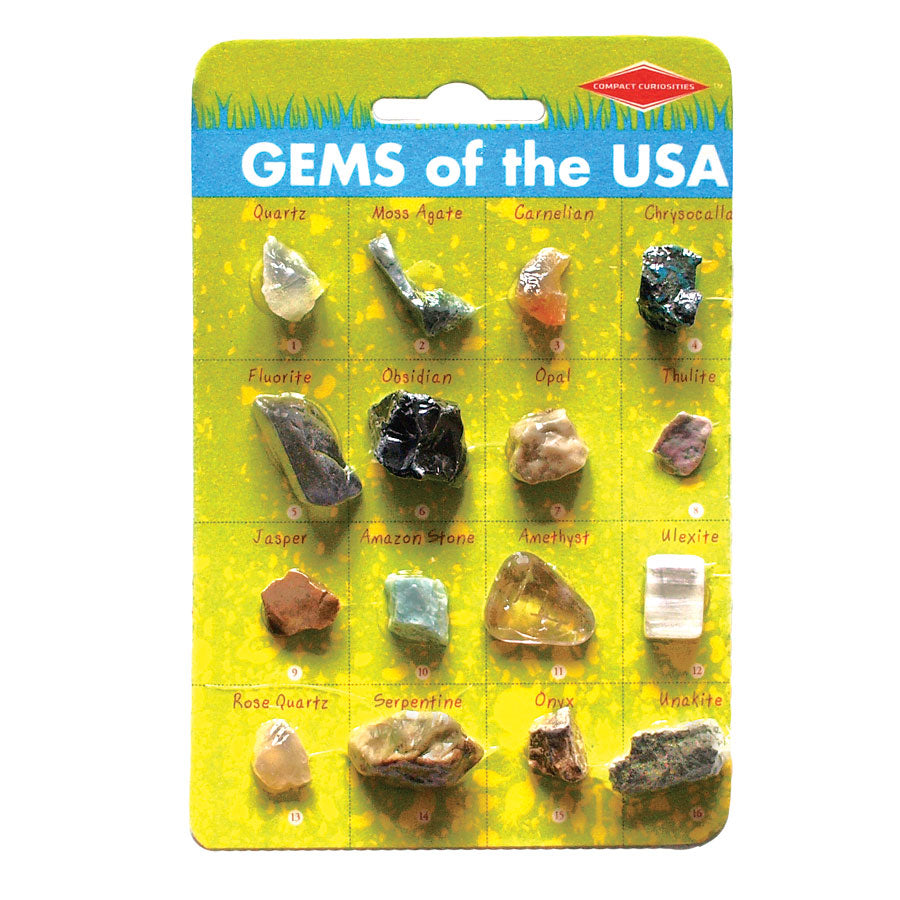 Gemstones of the US