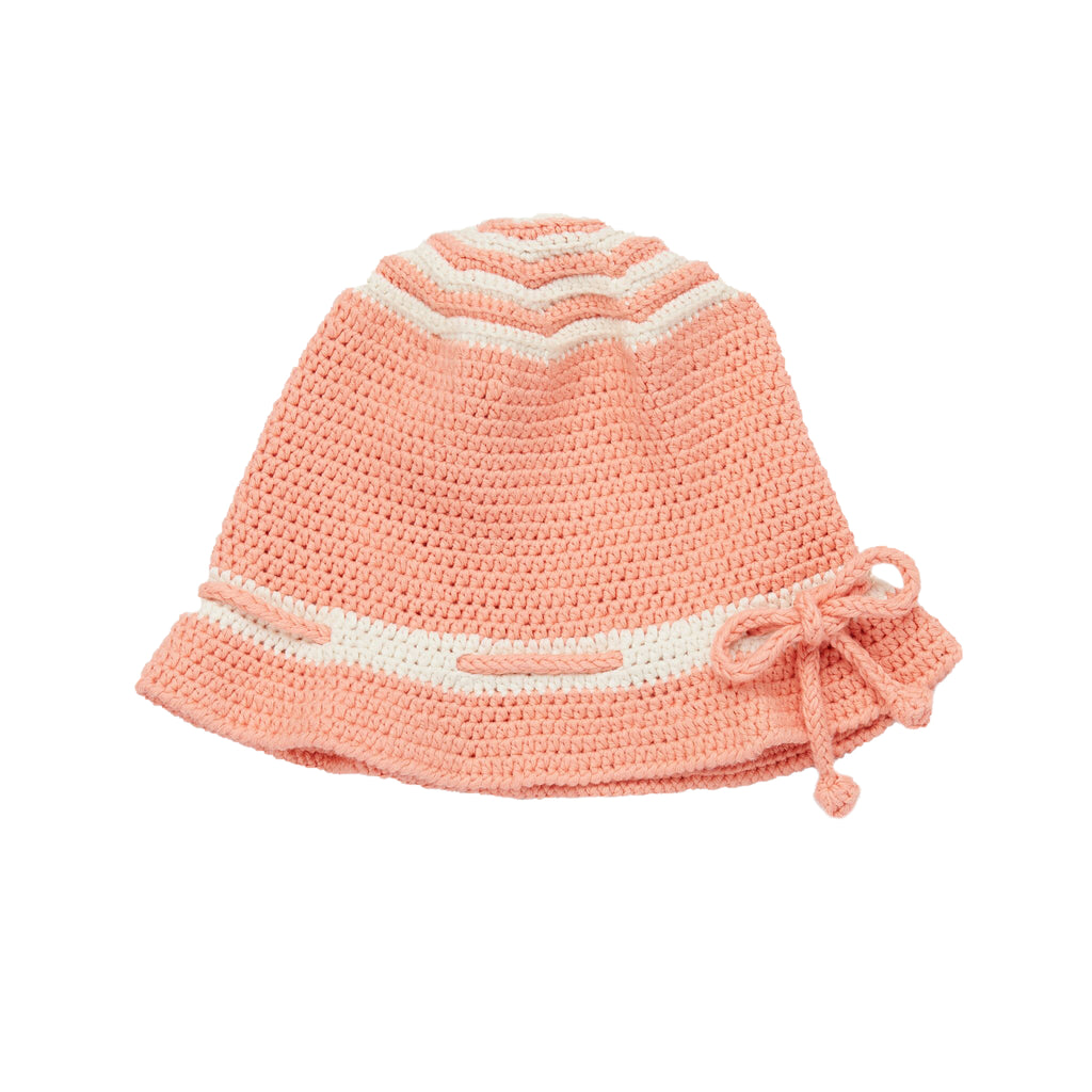 Misha and Puff Dusty Coral Ever Sunhat