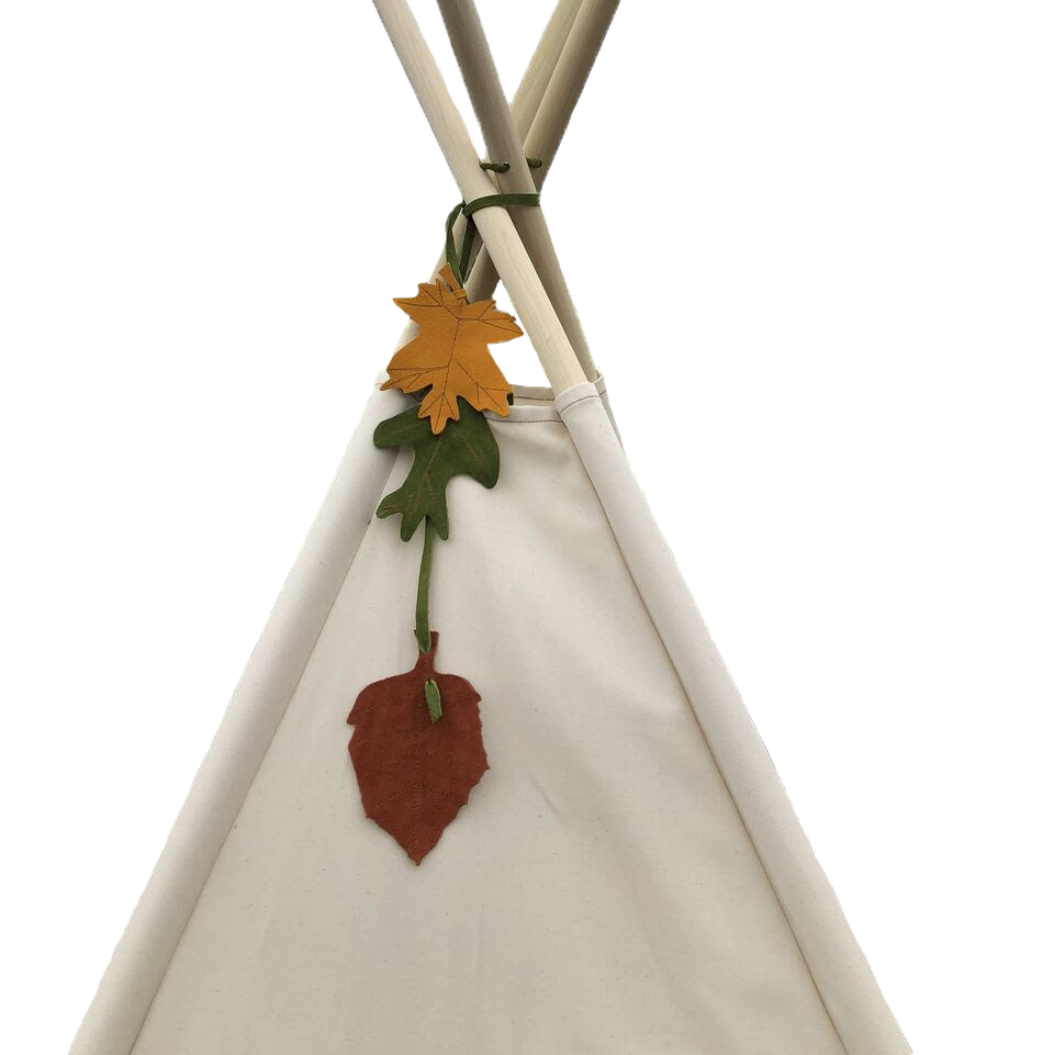 Manimal Teepee with Acorn Closures