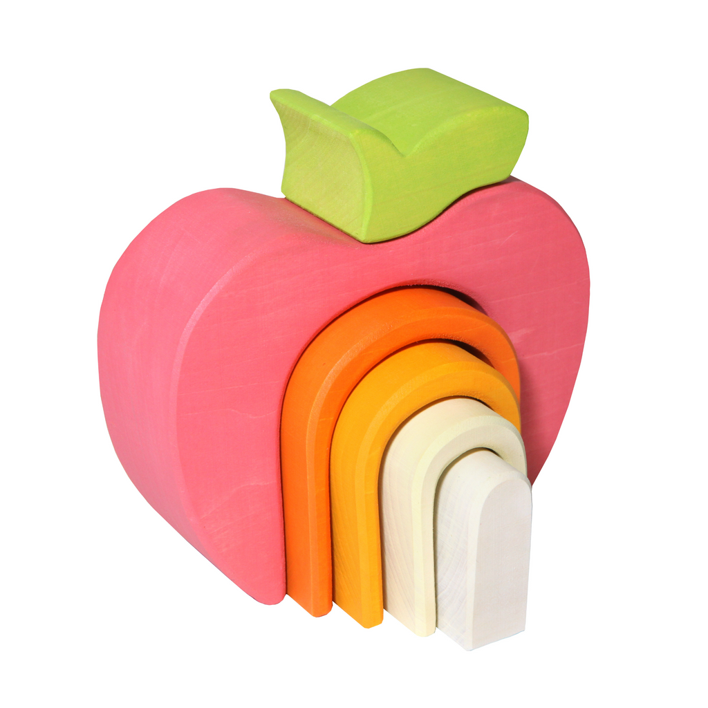 Apple Stacking Toy