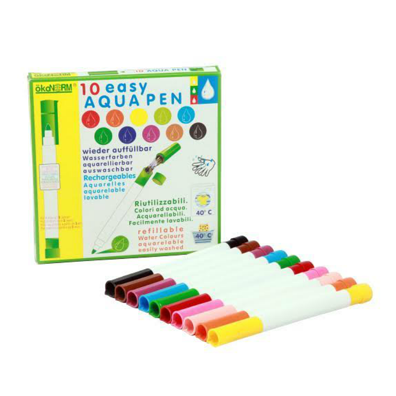 Okonorm Easy Aqua Refillable Markers