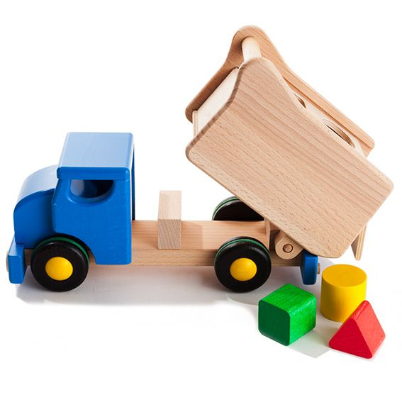 Shape and Sort Dump Truck