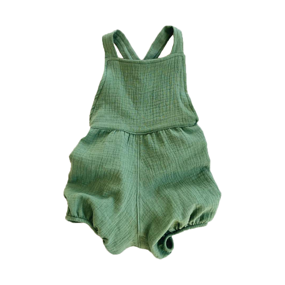 Mabo Basil Mabel Playsuit