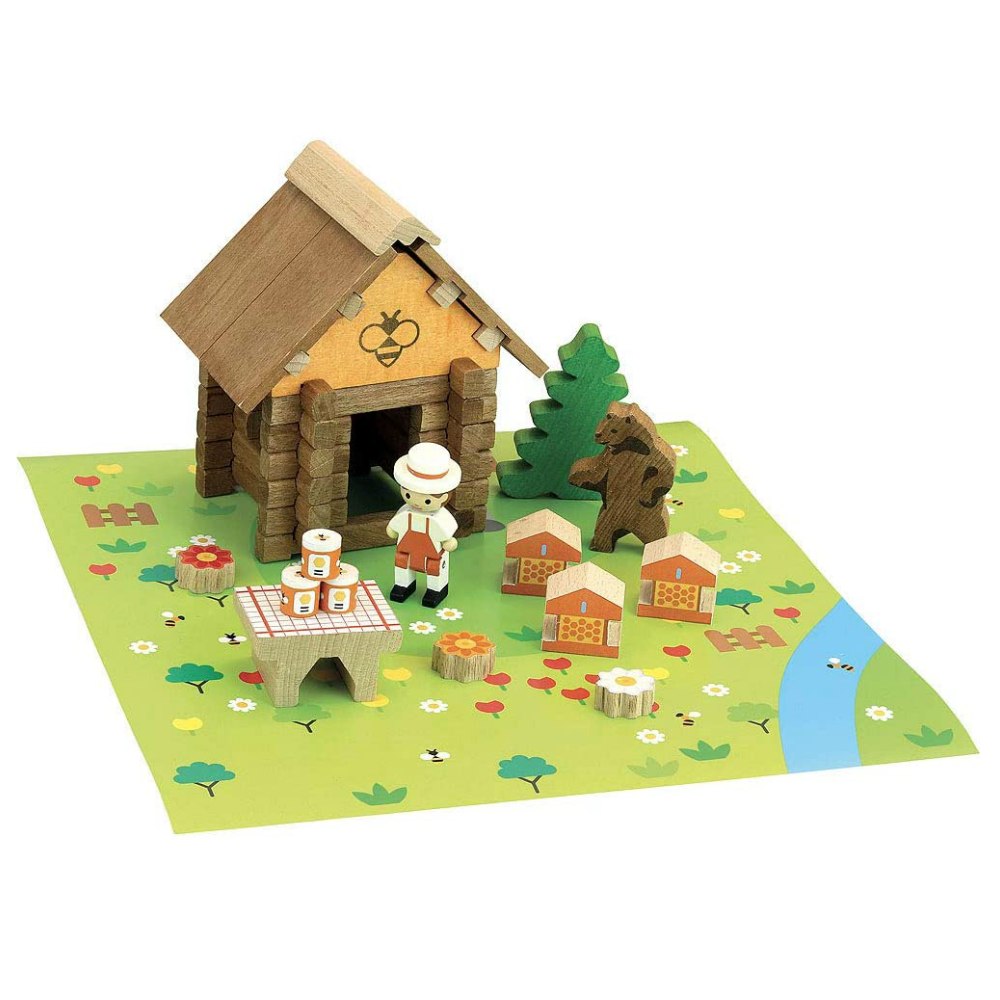 Beekeeper's House Construction Set