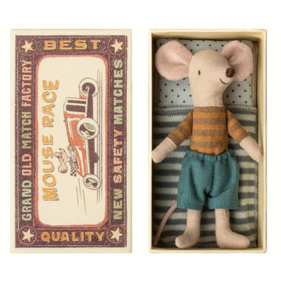 Maileg Matchbox Mouse · Big Brother