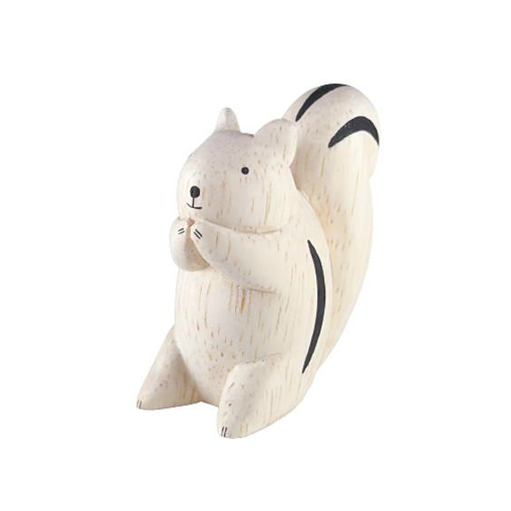 Japanese Wooden Squirrel