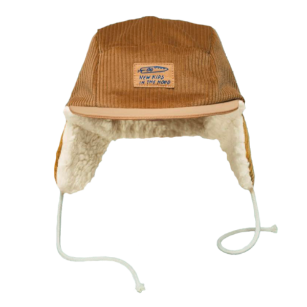New Kids in the House Maple Winter Cap