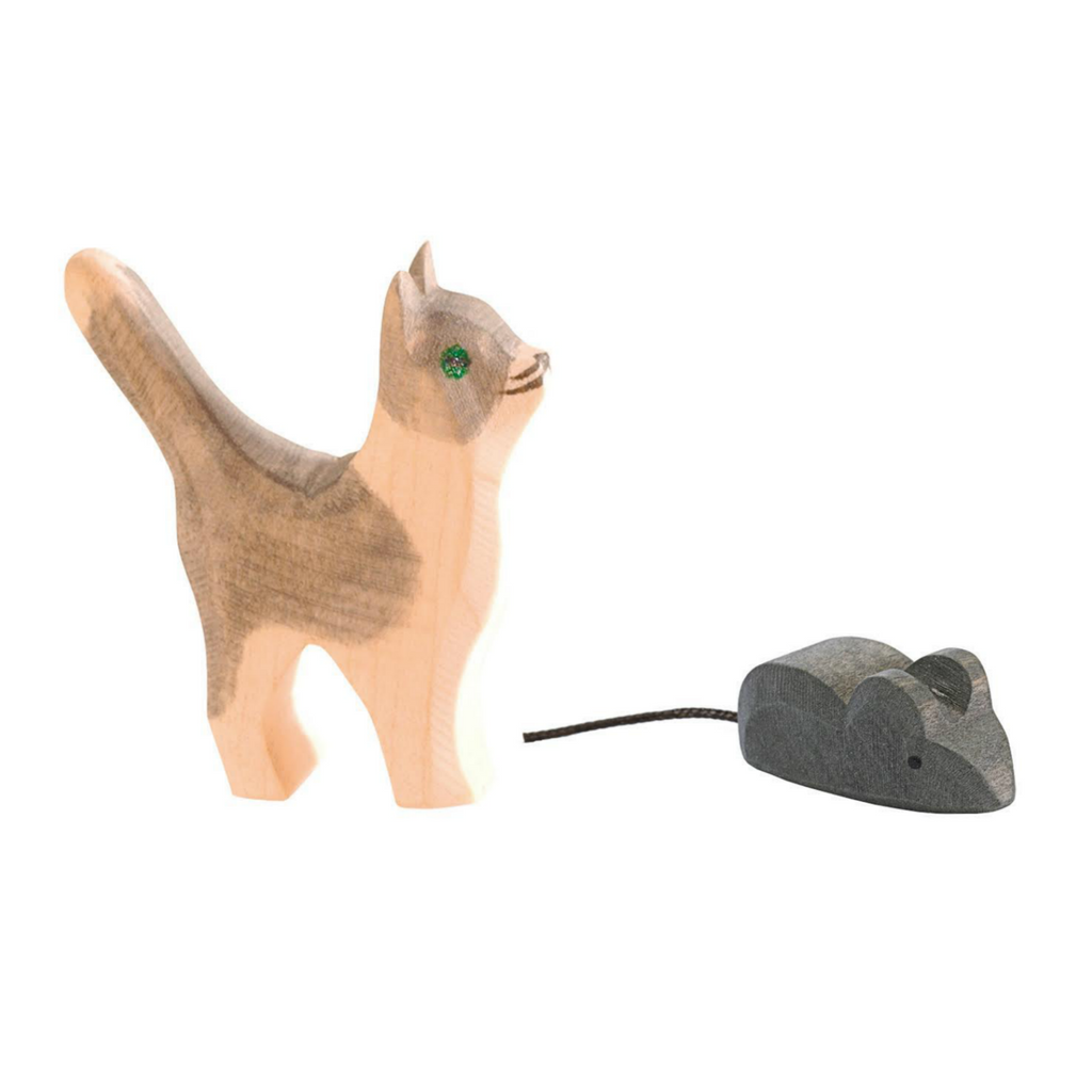 Ostheimer Cat and Mouse Set