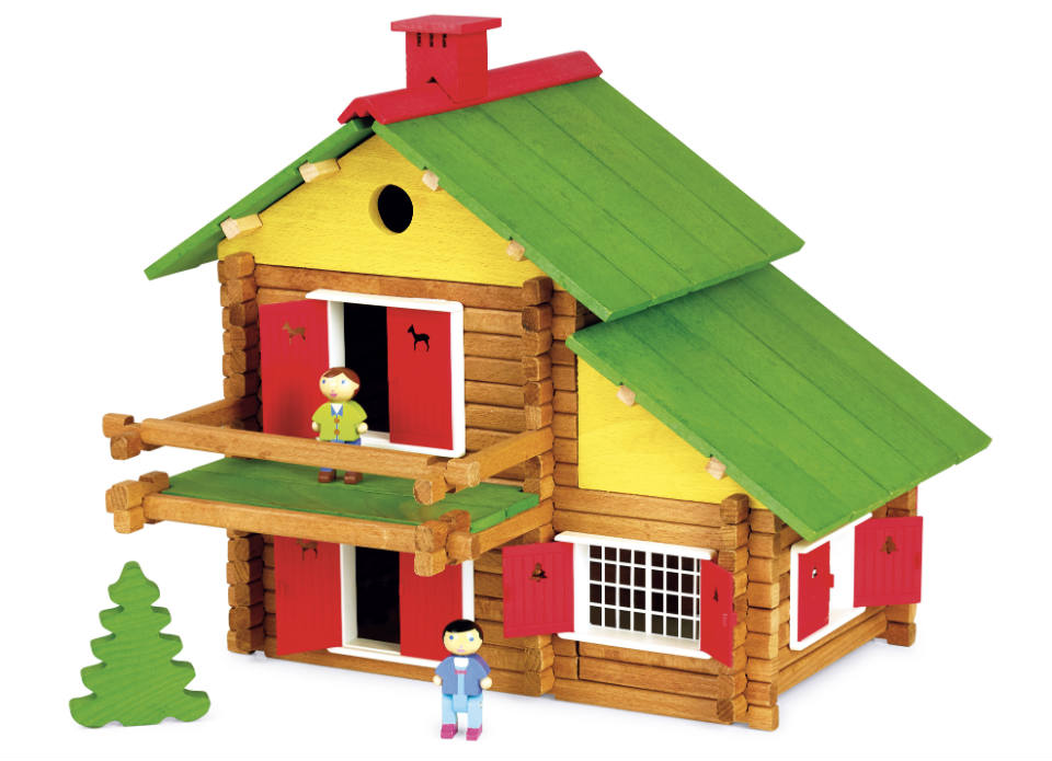 Build Your Own Swiss Chalet