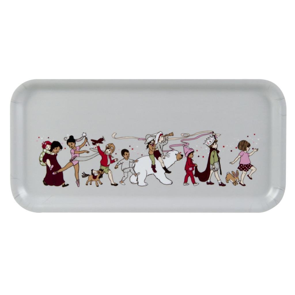 Children's Parade Tray