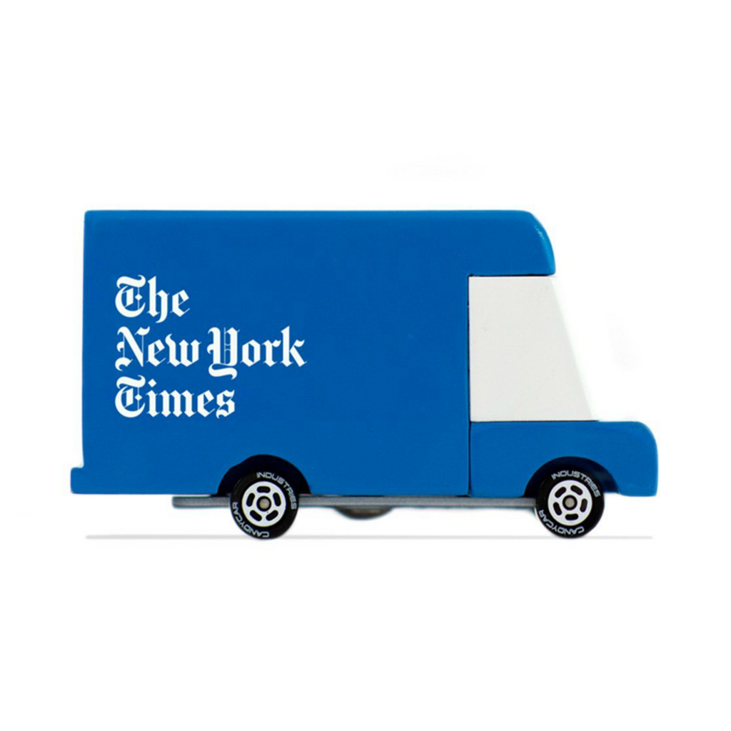 Candylab Small New York Times Delivery Truck