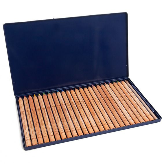 Mercurius 24 Piece Colored Pencil Set