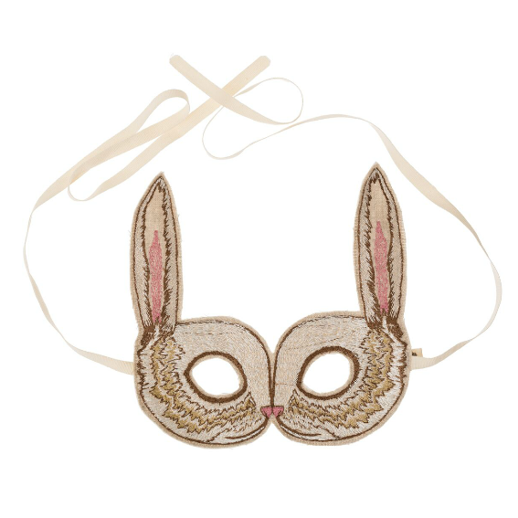Coral & Tusk Rabbit Mask