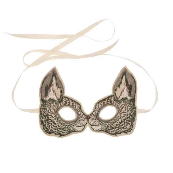 Coral & Tusk Cat Mask