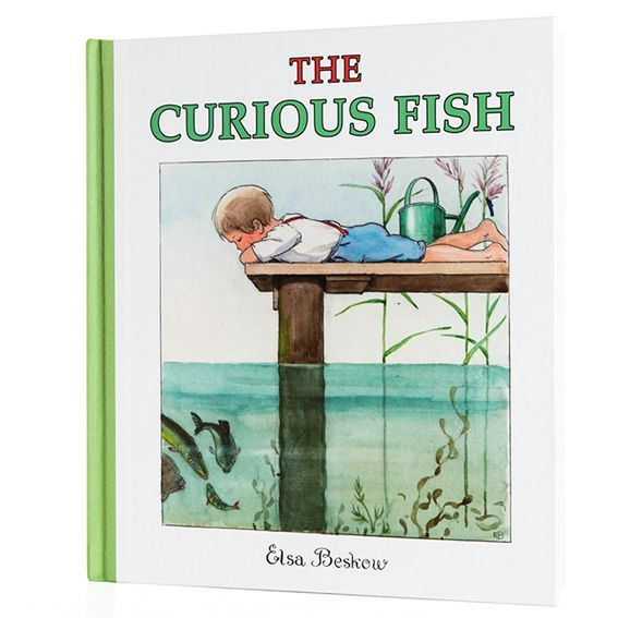 The Curious Fish by Elsa Beskow