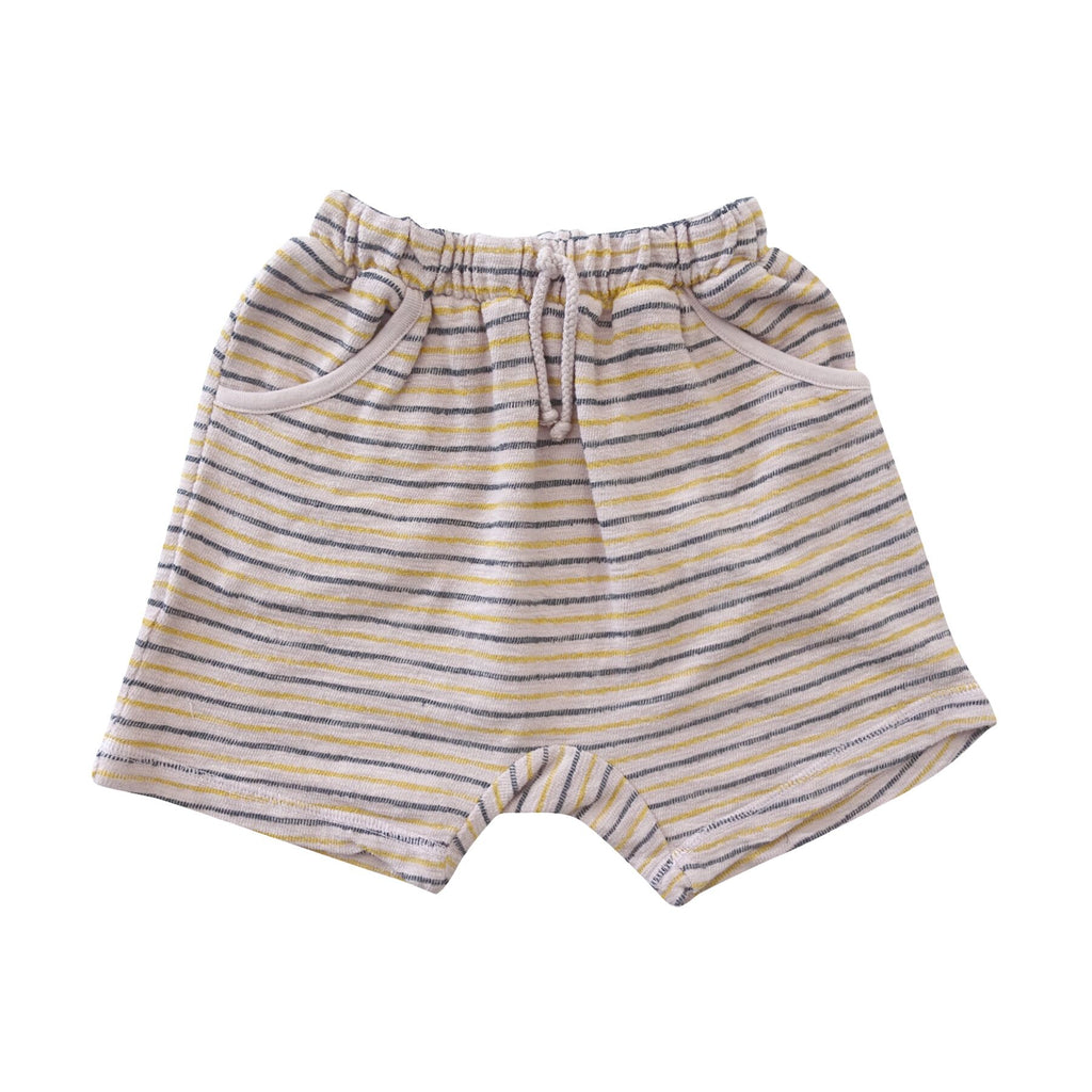 Nico Nico Wisteria Striped Harem Shorts