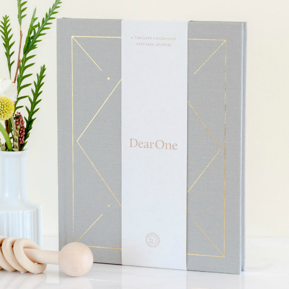 Dear One: A Childhood Keepsake Journal