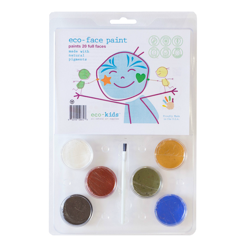 Eco Kids Face Paint