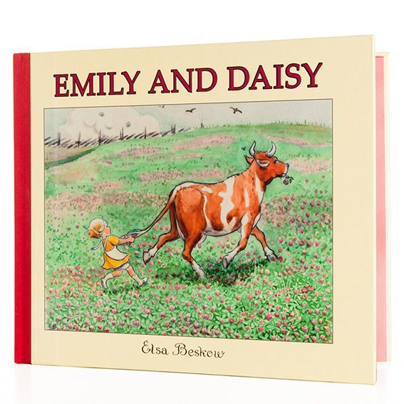 Emily and Daisy by Elsa Beskow