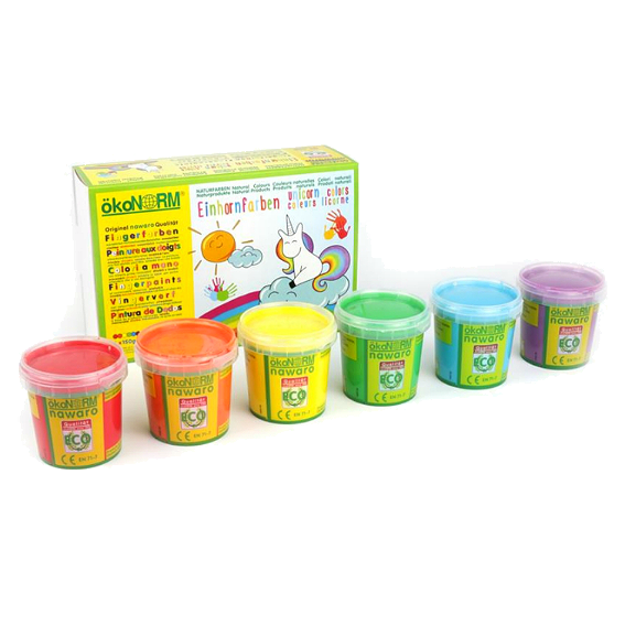 Okonorm Finger Paint Set