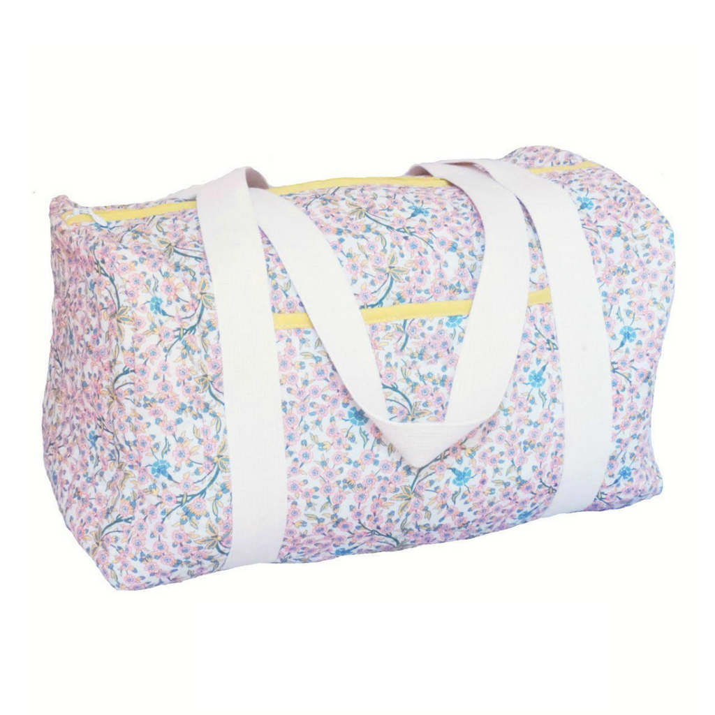 Liberty of London Floral Print Baby Travel Bag