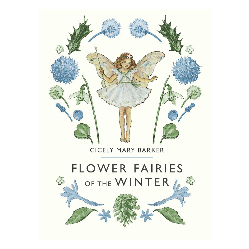 Flower Fairies of Winter by Cicely Mary Barker