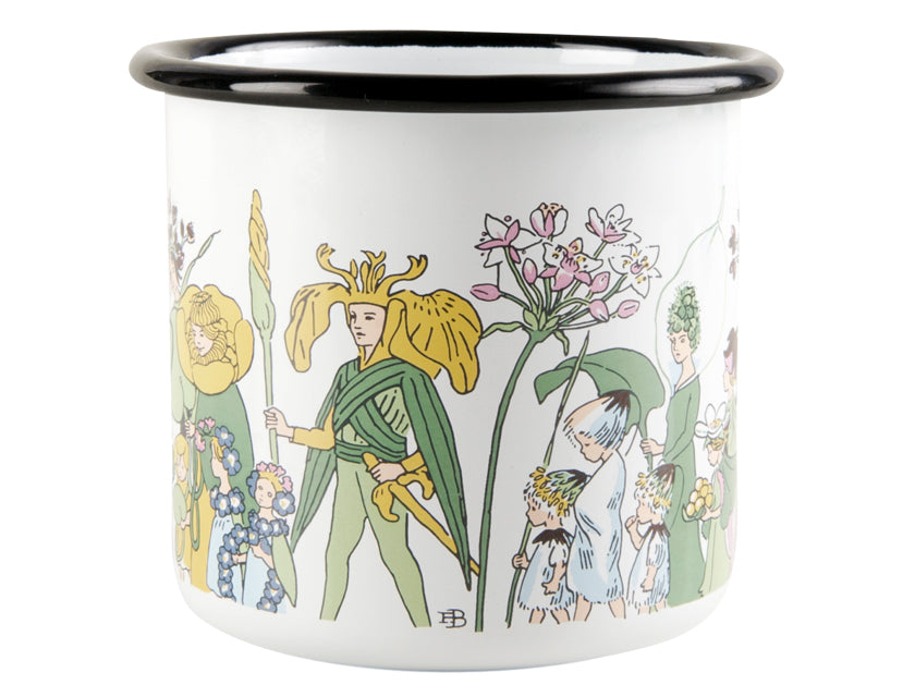 Elsa Beskow Flower People Mug