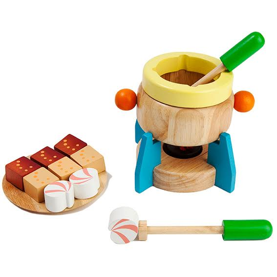 Wooden Fondue Maker