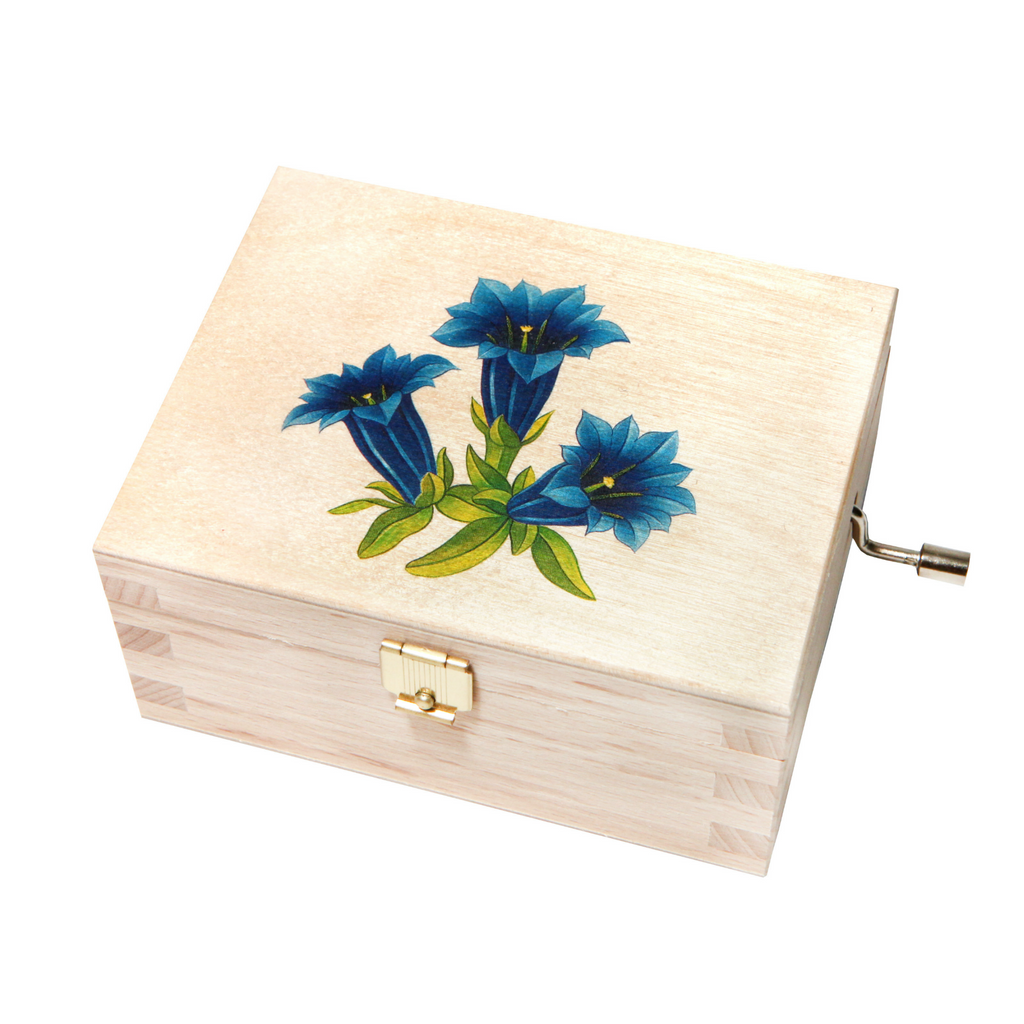 Gentian Music Box